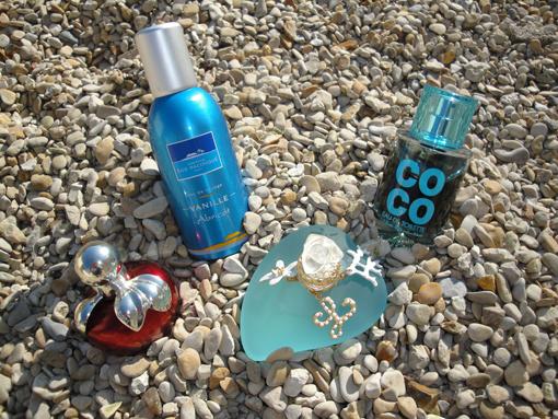 Sélection parfums d'été - Poulette Blog