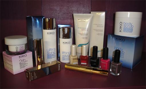 Achats chez Kiko Makeup - Poulette Blog