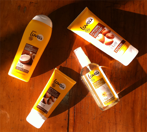 Du soleil et du bio dans ma salle de bain avec Lovea - PouletteBlog
