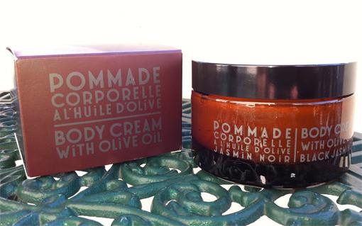 Pommade corporelle à l'huile d'olive - PouletteBlog