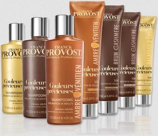 Votre chevelure est précieuse pour Franck Provost [Concours] - Poulette Blog