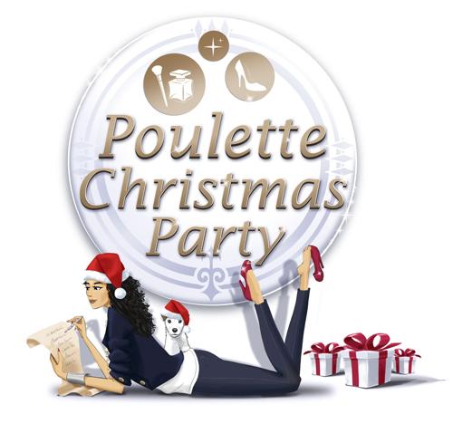 Poulette Christmas Party