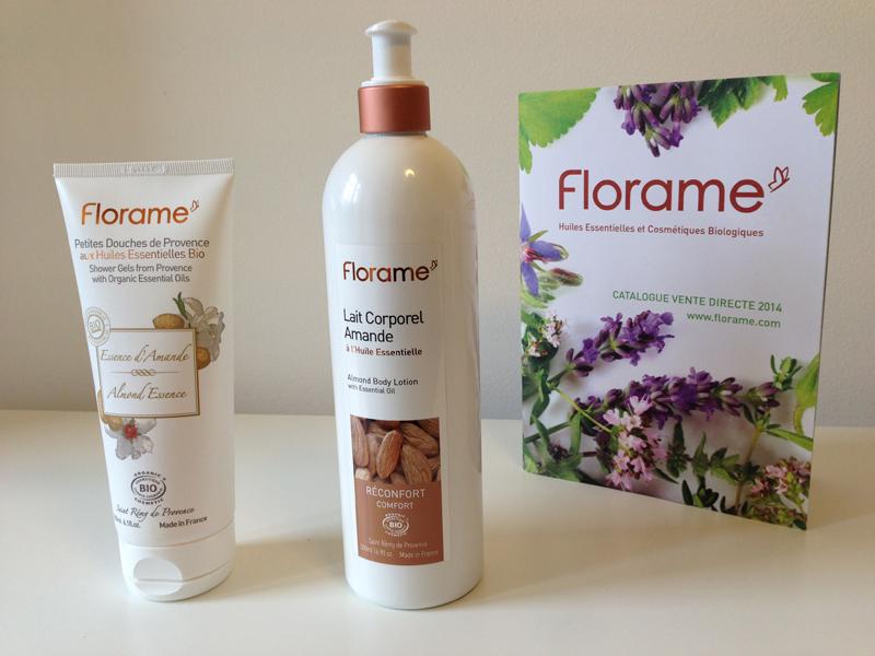 L'amande bio pour prendre soin de ma peau avec Florame - Poulette Blog