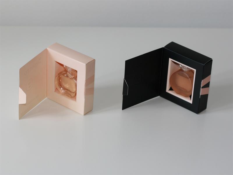 Miniatures de parfum à donner - Poulette Blog