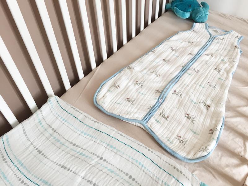 une bonne nuit pour bebe dans les gigoteuses aden anais